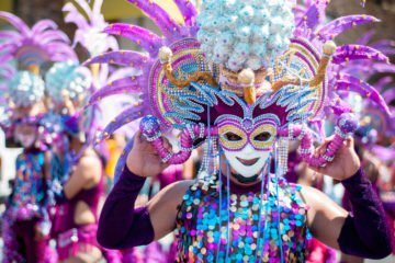 Experience Mardi Gras In New Orleans